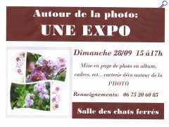 photo de AUTOUR DE LA PHOTO : UNE EXPO